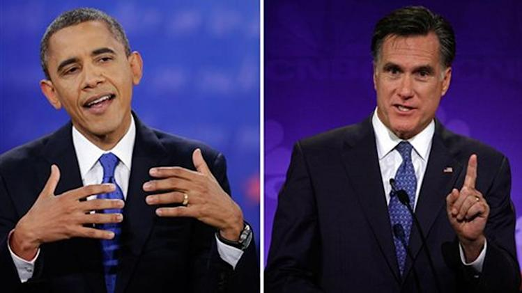 No rest in final campaign hours for Obama, Romney