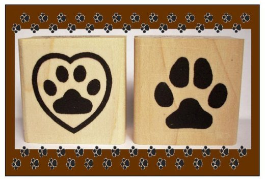 Pawprint Stampers
