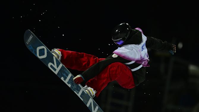 SNOWBOARD-WORLD-HALFPIPE-FINALS