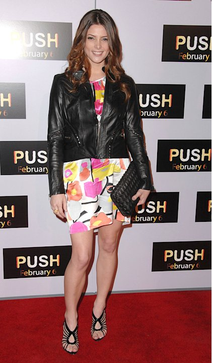 Push LA Premiere 2009 Ashley Greene