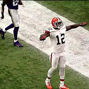 Cleveland Browns wide receiver Josh Gordon is ready to explode, but will he be able to?