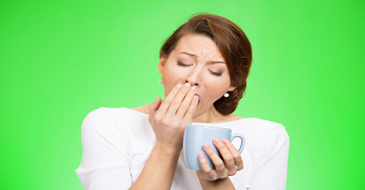 Feeling Tired All the Time? - 8 Possible Causes