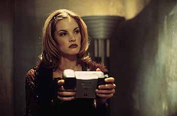Bridgette Wilson in Warner Brothers' House On Haunted Hill