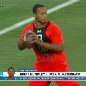 RES: UCLA quarterback Brett Hundley on dream of playing for Arizona Cardinals