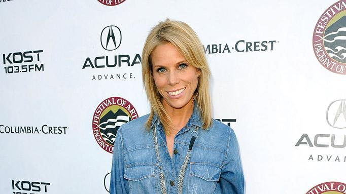 Cheryl Hines arrives at the Acura Celebrity Event at Laguna Beach Festival Of Arts on August 27, 2011 in Laguna Beach, California.
