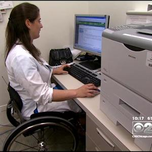 Paralyzed Woman Now Helping Injured Patients At Same Place She Received Treatment