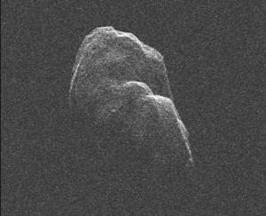 NASA Will Fire Radar at Asteroid During Close Flyby Today