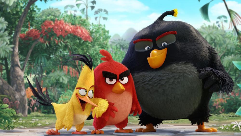 China Box Office: 'Angry Birds' Flies to $30 Million First Week Win