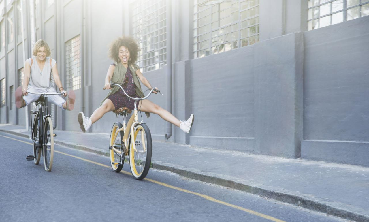 Here's Why Cyclists Are Winning At Life