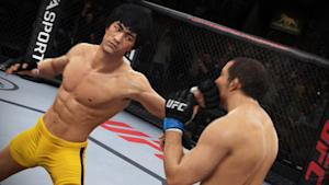 EA Makes History as Bruce Lee Steps Into the Octagon for the First Time With EA SPORTS UFC Launching June 17