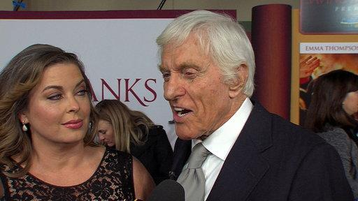 Dick Van Dyke Dishes On 'Mary Poppins' & 'Saving Mr. Banks'