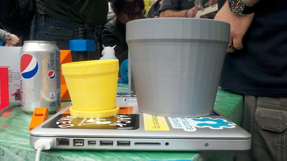3D Printers at Maker Faire: Faster, Cheaper, Easier to Use