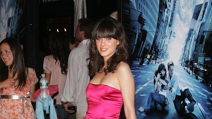 The Happening Premiere 2008 Zooey Deschanel