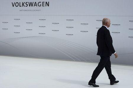 VW aims to find new chairman quickly and return focus to business