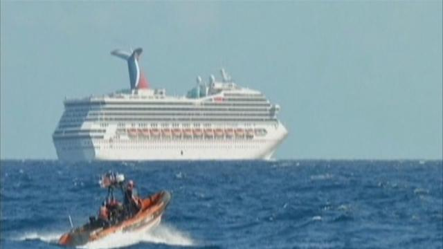 Carnival Cruise passenger arrives tonight