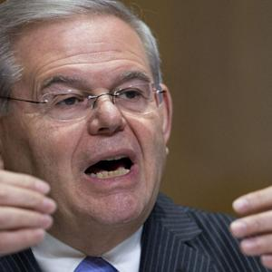 U.S. to File Criminal Charges Against Sen. Menendez