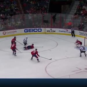 Wild at Capitals / Game Highlights