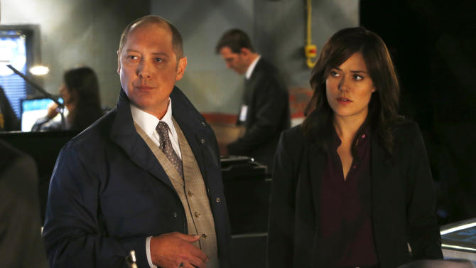 2 stars in sync on NBC thriller 'The Blacklist'