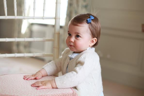 Princess Charlotte gifted £30,000 gold rattle for her 1st birthday