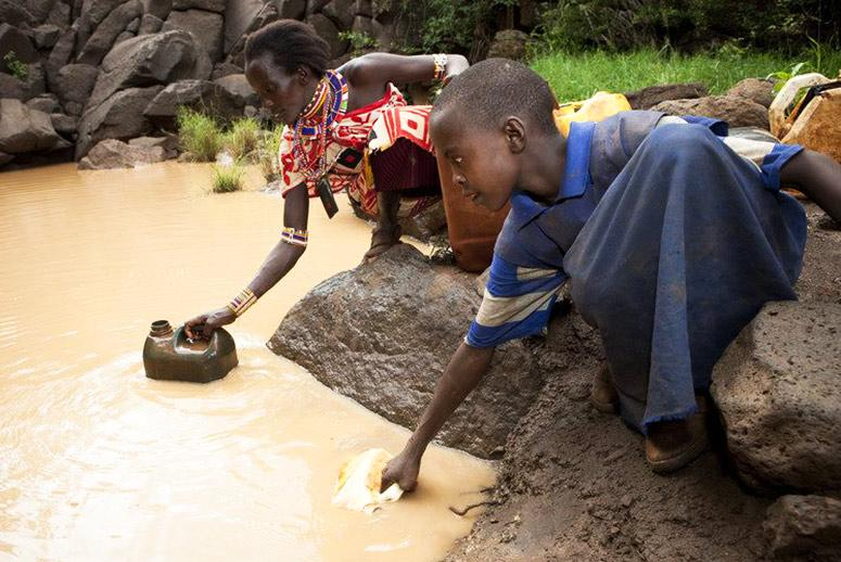 A New Mapping Program Could Provide Access to New Water Sources in Kenya