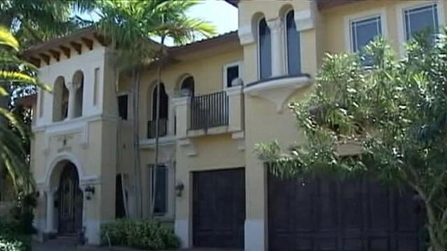 Florida Man Squats in Multimillion-Dollar Home