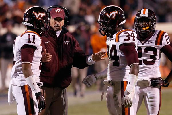 Virginia Tech considers fining players, then reconsiders