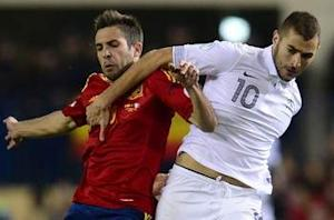 Alba: France was too strong in the second half