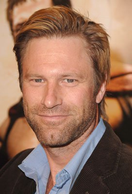 Aaron Eckhart at the Los Angeles premiere of Warner Bros. Pictures' 300