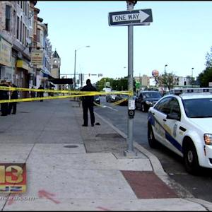 Baltimore Reaches Grim Milestone: More Than 100 Shootings, 40 Homicides In May