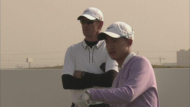 12 year old Wo-Cheng prepares to make history