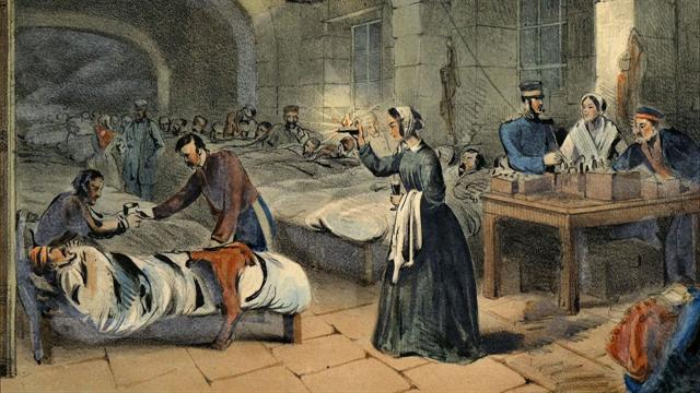 Almanac: Florence Nightingale