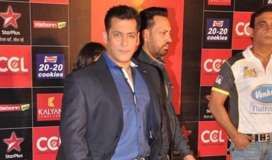 Salman Khan At The Launch Of CCL