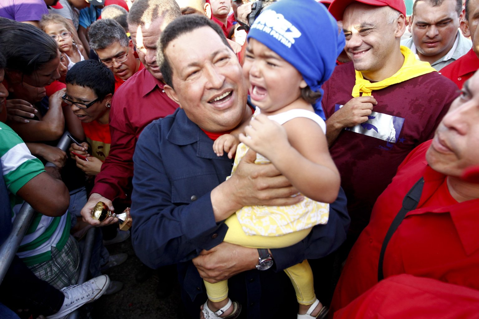 """Ghetto Chavez"" And The Battle For Venezuela's Youth Vote"