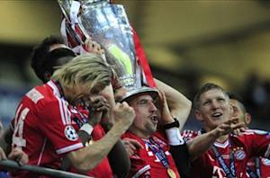 Ribery: 'I slept with the Champions League trophy '