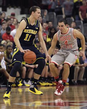 Michigan, MSU joust for lead in balanced Big Ten