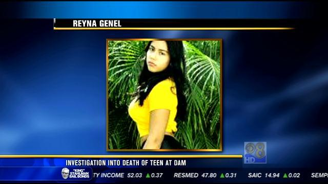 Investigation into death of teen at dam