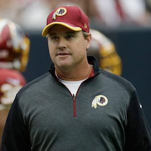 Washington Redskins head coach Jay Gruden on injuries to RGIII and DeSean Jackson