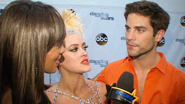 Brant Daugherty Eliminated From 'Dancing With The Stars'