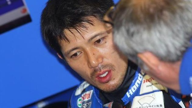 Injury forces Kiyonari out of Silverstone BSB