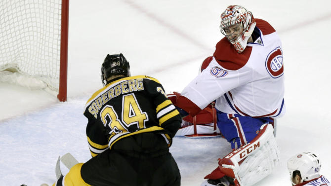 Canadiens-Bruins Preview
