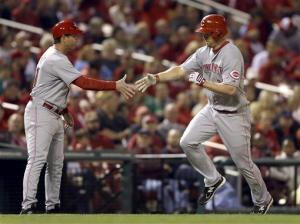 Cardinals lose but clinch playoff spot anyway