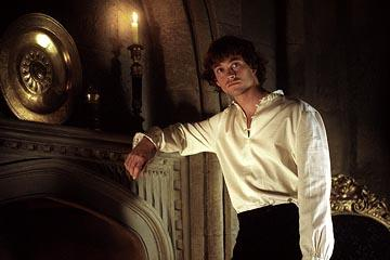 Hugh Dancy as Prince Charmont in Miramax's Ella Enchanted