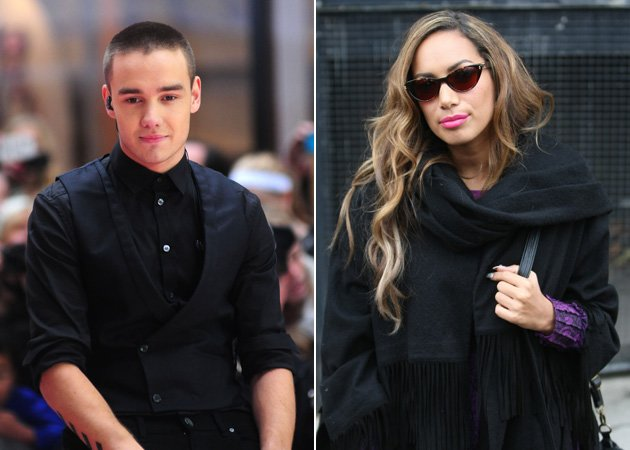 Liam Payne and Leona Lewis