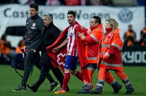 Courtois and Villa to miss Madrid Copa clash