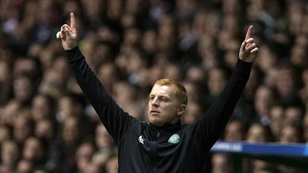 Neil Lennon insists his tema are not out of the Champions League just yet
