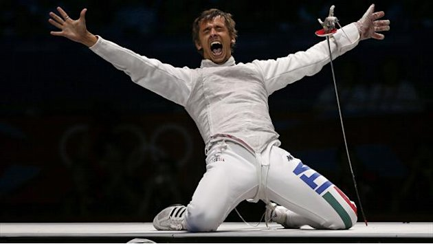 Italy win team foil to end as top Olympic fencing nation