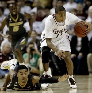 Texas A&M's Reese suspended