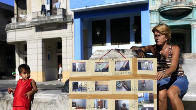 Despite hurdles, Cuba real estate market buzzing