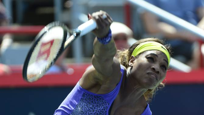 Venus tops Serena in all-Williams semifinal