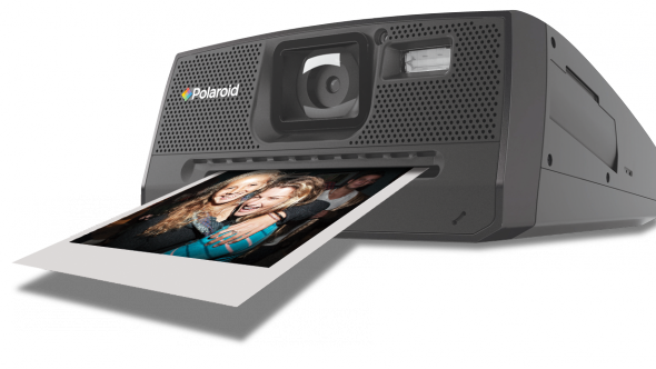 Polaroid's new Z340 camera returns to its roots with a digital twist